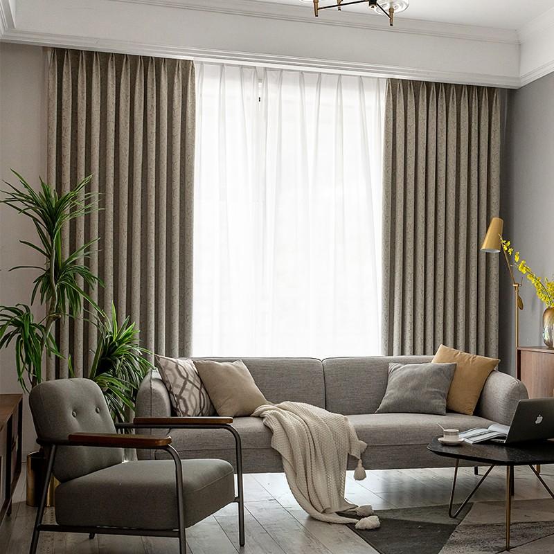 绍兴柯桥亨妮家居用品有限公司亨丽家纺小户型应该用什么窗帘呢