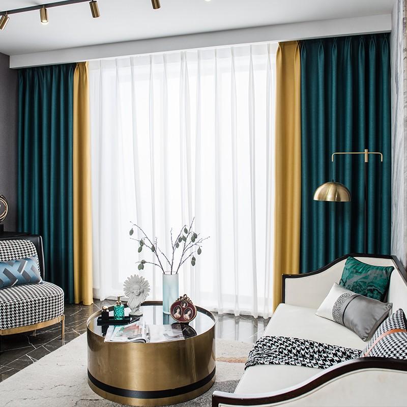 亨丽家纺绍兴柯桥亨妮家居用品有限公司:哪种窗帘适合卧室呢