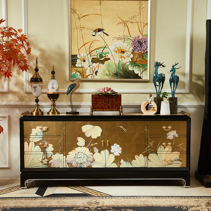 佛山市澜庭雅叙家具有限公司丨电视柜过时了吗不存在的