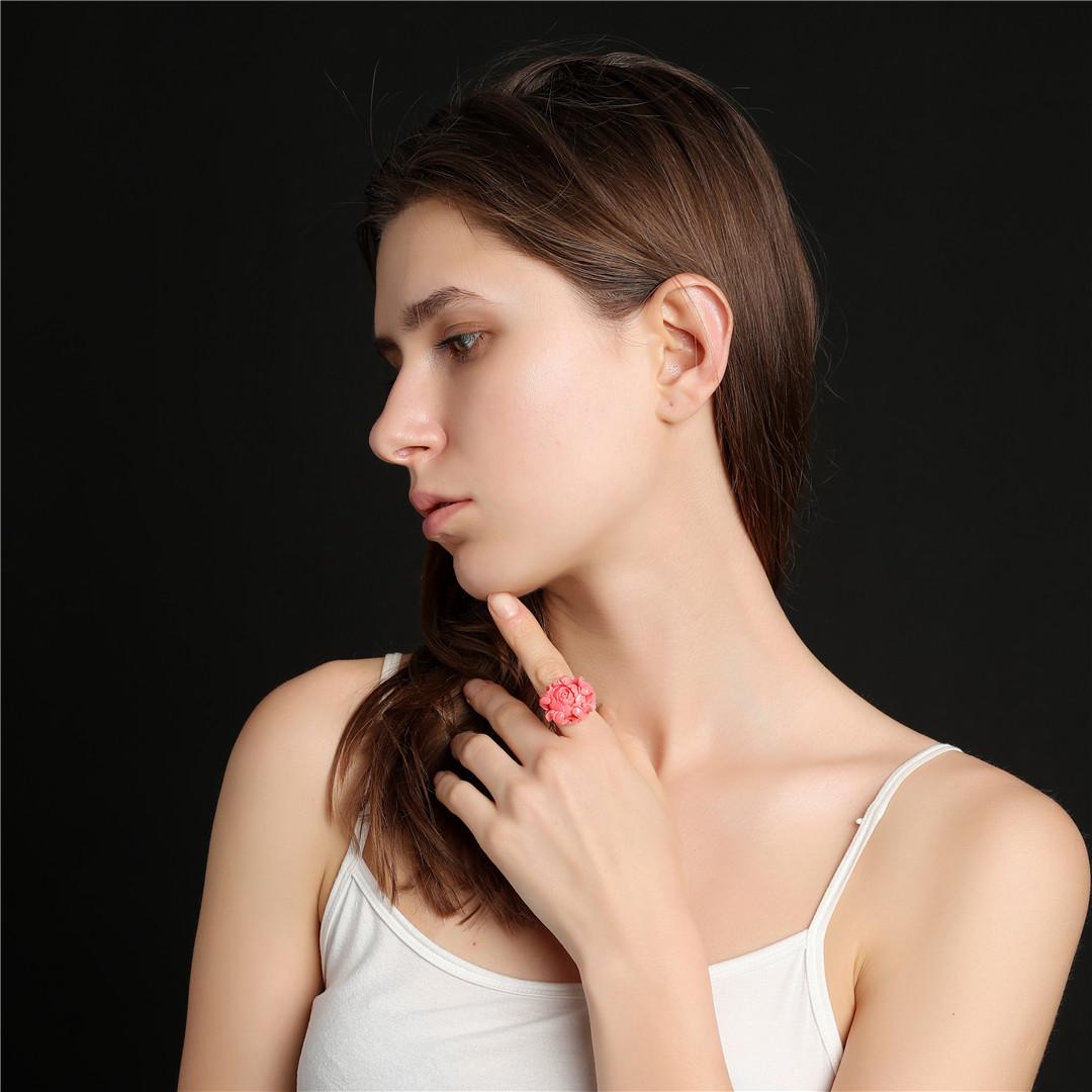 义乌市麟珑贸易有限公司GLSEEVO珠宝饰品戒指尺寸怎么量