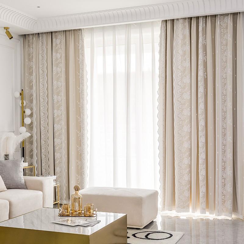 亨丽家纺:客厅窗帘怎么选搭才好呢