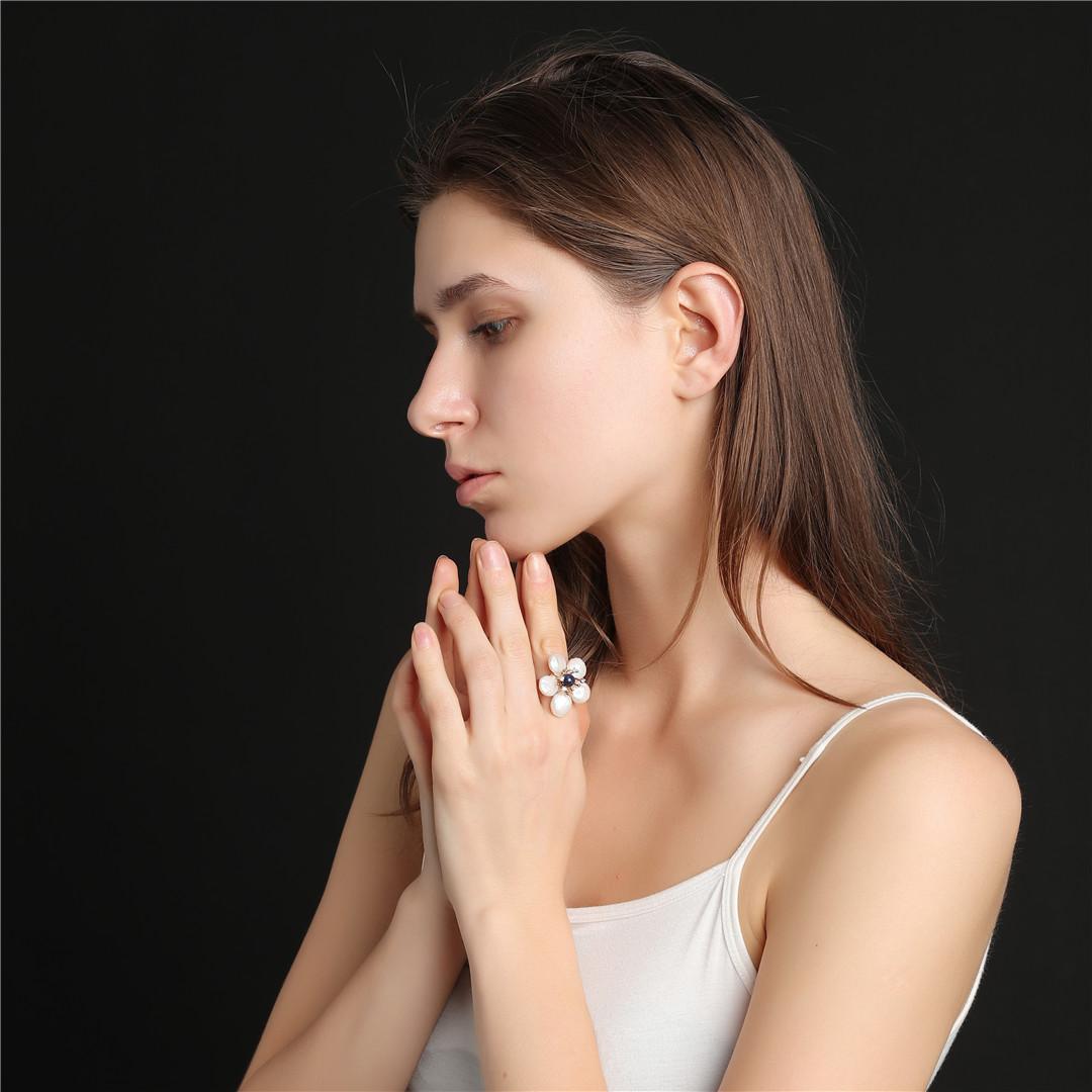 义乌市麟珑贸易有限公司GLSEEVO珠宝饰品:招财戒指戴法来看看吧