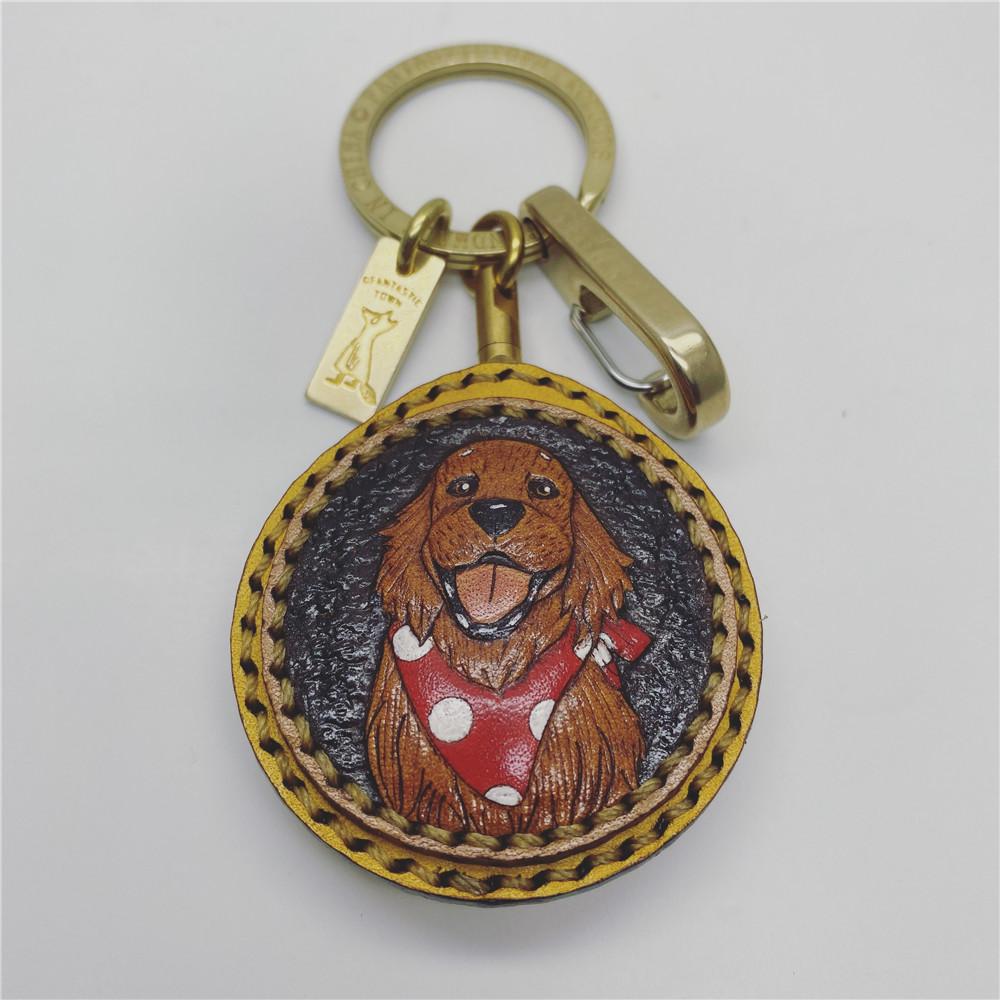 内蒙古倔强文化创意有限公司:看起来一样的钥匙扣实际不一样
