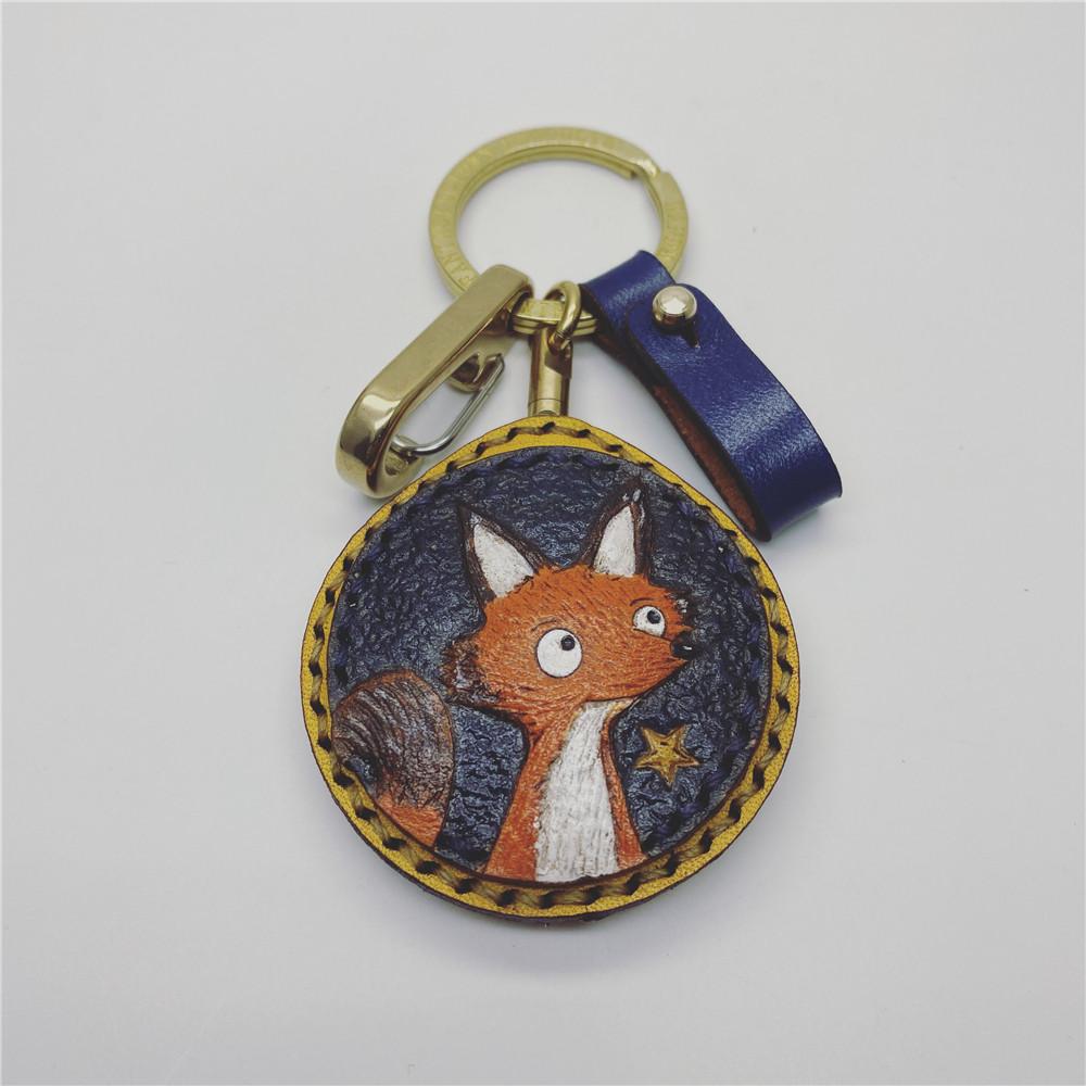 怪诞小镇钥匙扣适合哪种人使用呢