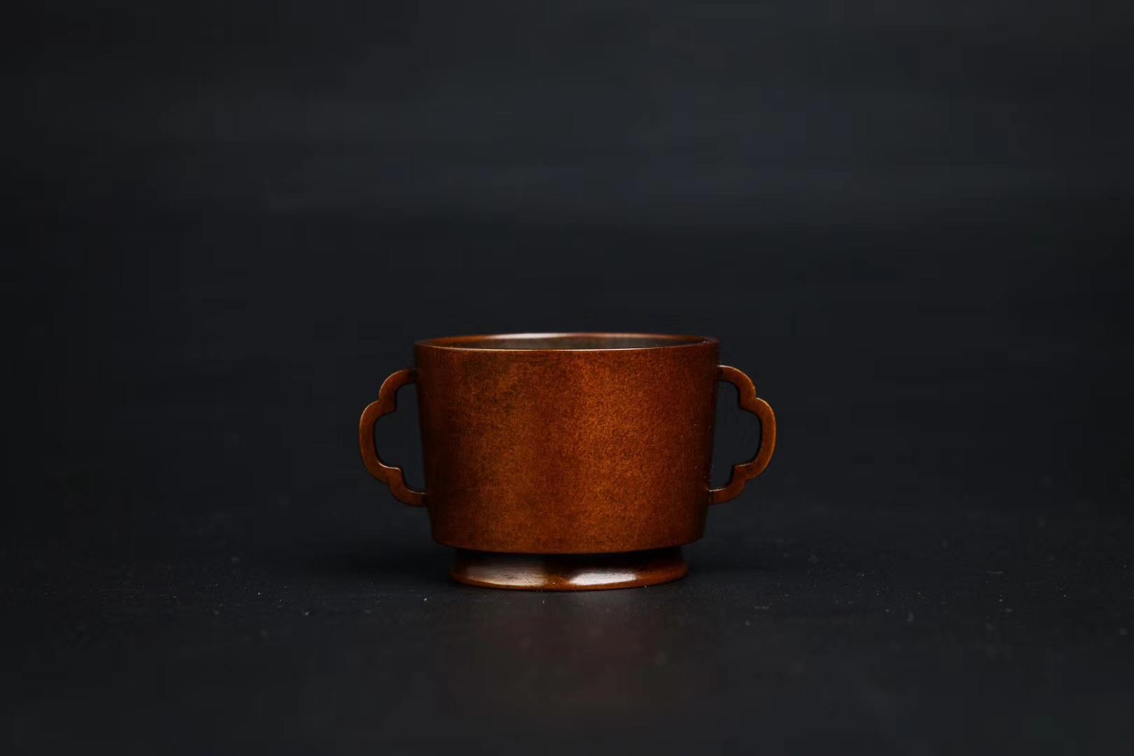 泰山家居艺术品泰山青云艺术品(上海)有限公司:铜炉盘养小方法