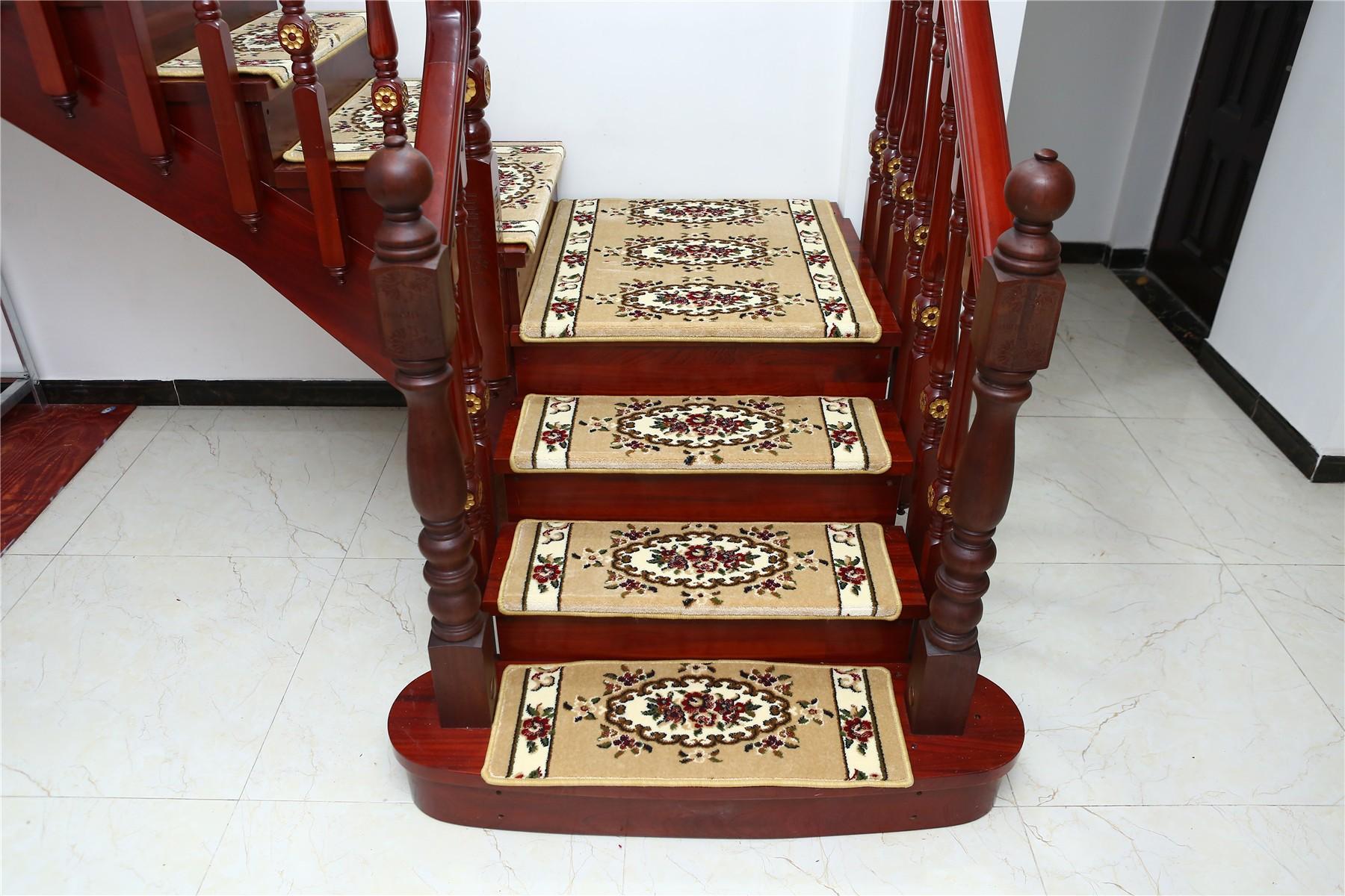金华市旺易地毯有限公司旺易WY:楼梯地毯是什么呢