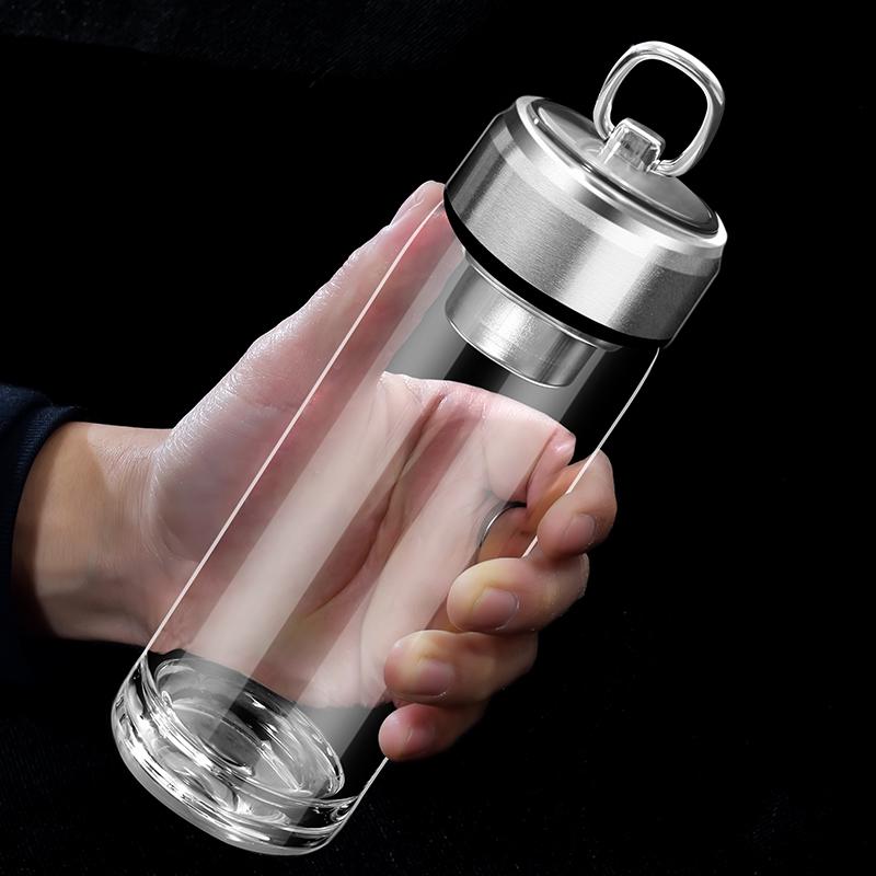 武汉玉金晶杯业工贸有限公司:喝水时玻璃水杯打不开怎么办