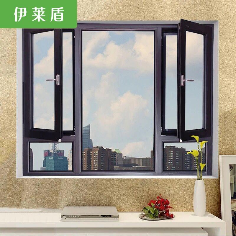 佛山伊莱盾门窗有限公司|伊莱盾门窗:铝合金门窗的制作