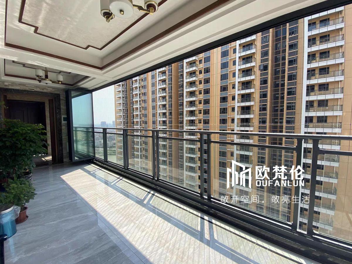 信淳折叠窗上海信淳建筑装饰工程有限公司:门窗怎么选择呢